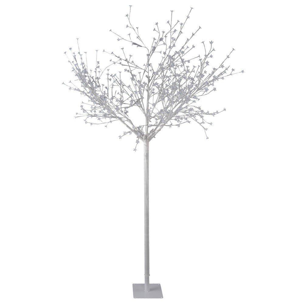 Luxus 600x Leds Outdoor Baum Steh Leuchte Xmas Weihnachts Beleuchtung Weiß Ip44 Leuchtbaum Leuchten Direkt 86130 16