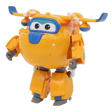 Giochi preziosi super wings robot con trasformazione cm