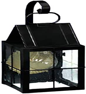 product image for Brass Traditions 331 SHBAB Small Wall Lantern 300 Series, Antique Brass Finish 300 Series Wall Lantern