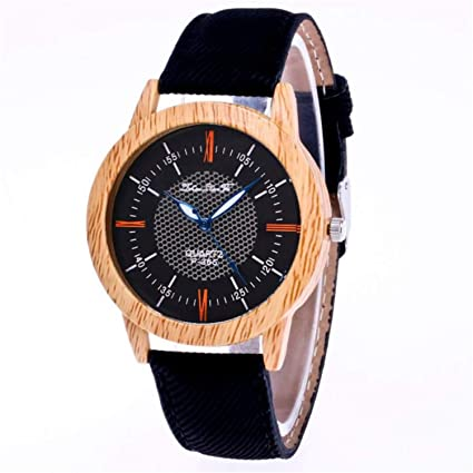 naivety Casual Candy Color Leather Women Watches Ladies Delicate Quartz Wrist Watches Gift Clock Fashion Women