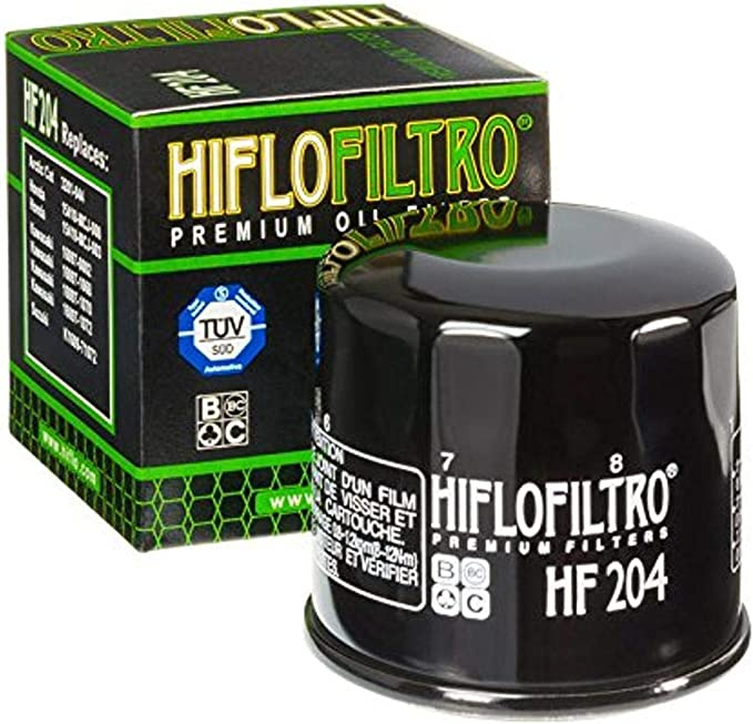 Hiflo Filtro Hf204 Oil Filter 1 Auto