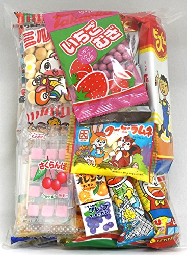 Assorted-Japanese-Junk-Food-Snack-Dagashi-Economical-20-Packs-of-19-Types