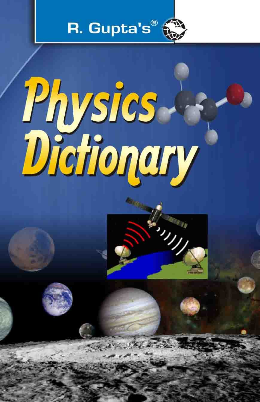Physics Dictionary (Pocket Book)