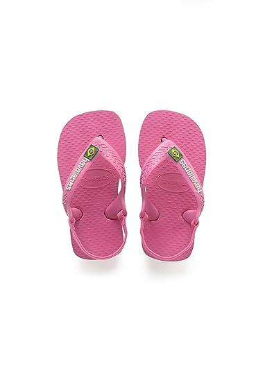d89a872d1b385 Havaianas Boys  Baby Brasil Logo Ii Flip Flops  Amazon.co.uk  Shoes ...