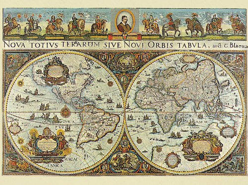 Amazon ravensburger world map 1665 3000 piece puzzle toys amazon ravensburger world map 1665 3000 piece puzzle toys games gumiabroncs Choice Image
