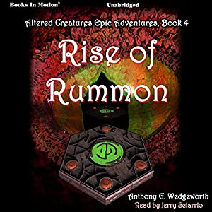 Rise of Rummon Audiobook