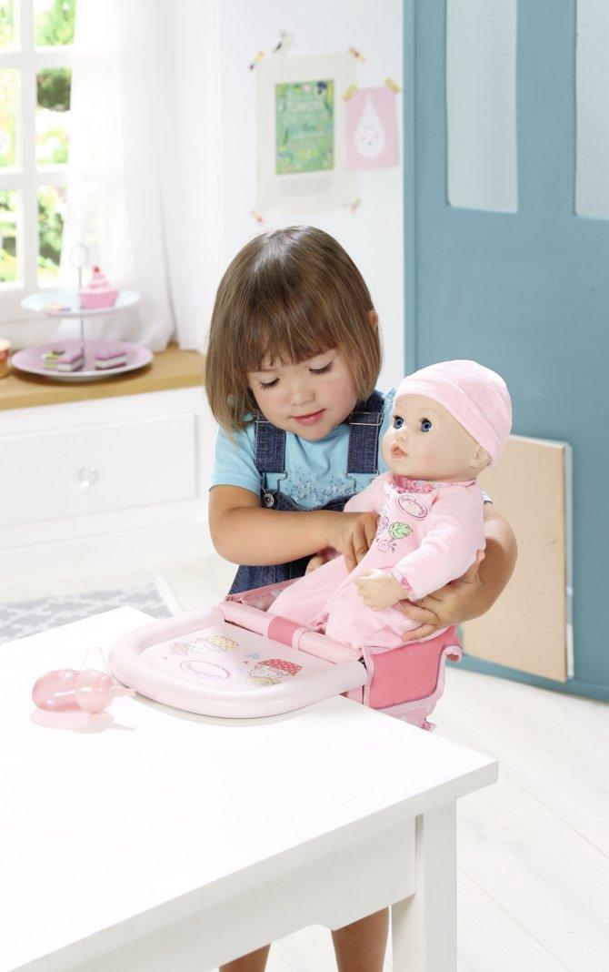 Baby Annabell Table Feeding Chair 701126