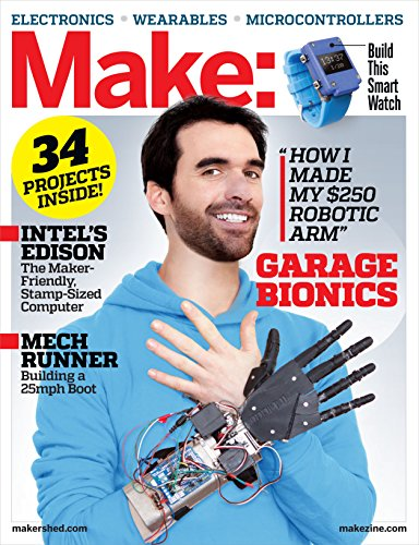 Make: Volume 43: Wearables