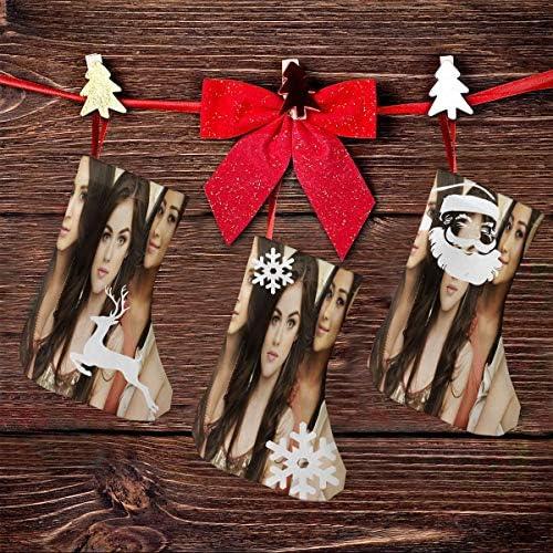 クリスマスの日の靴下 (ソックス3個)クリスマスデコレーションソックス 美しい少女の嘘Pretty Little Liar クリスマス、ハロウィン 家庭用、ショッピングモール用、お祝いの雰囲気を加える 人気を高める、販売、プロモーション、年次式