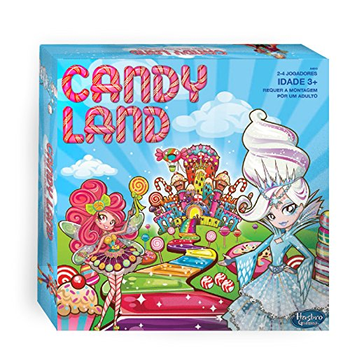 Jogo Gaming Candy Land Hasbro