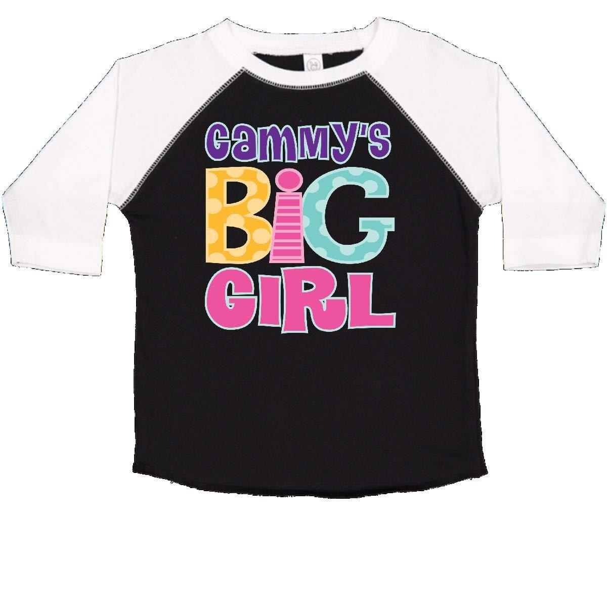 inktastic Gammys Big Girl Toddler T-Shirt