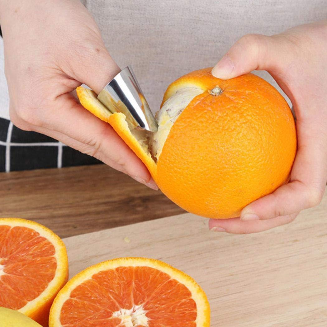 Bibmmo Kitchen Bean Pine Nut Peeling Tool Anti-cut Finger Protector Tool & Gadget Sets