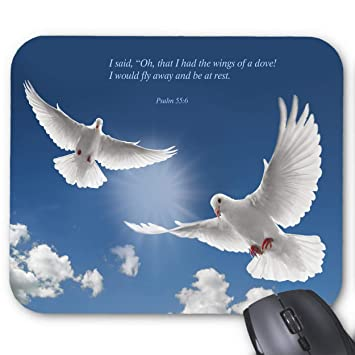 Amazoncom Christian Presentation Templates Mouse Pad 866 X 7 In