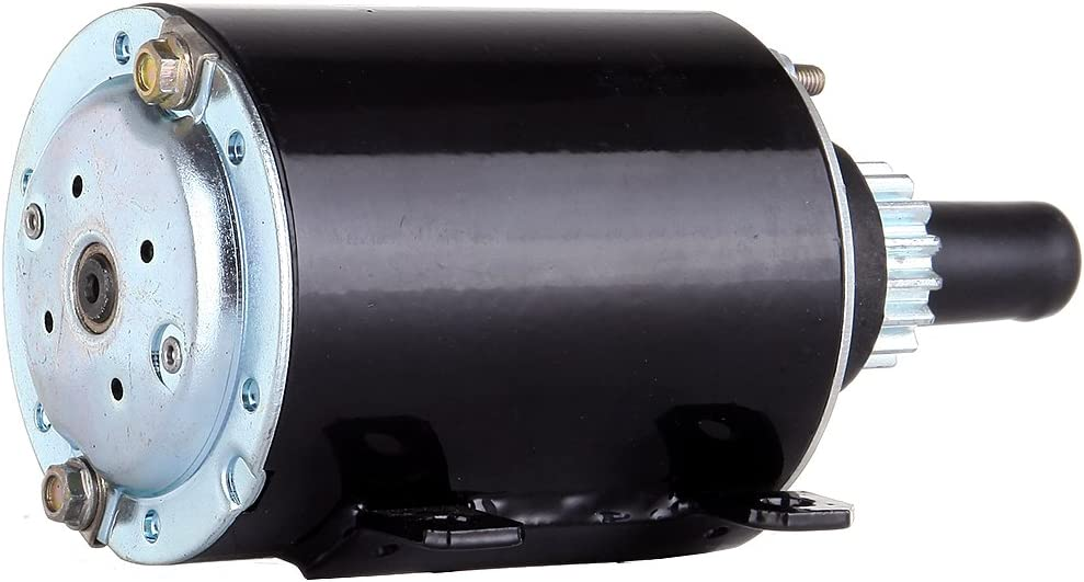 Scitoo New Starter for Tecumseh Air Cooled HM 70-100 OVM//OVXL 120 TVM//TVXL 170-220 STC0006 112312 410-22007 AM30931 5749