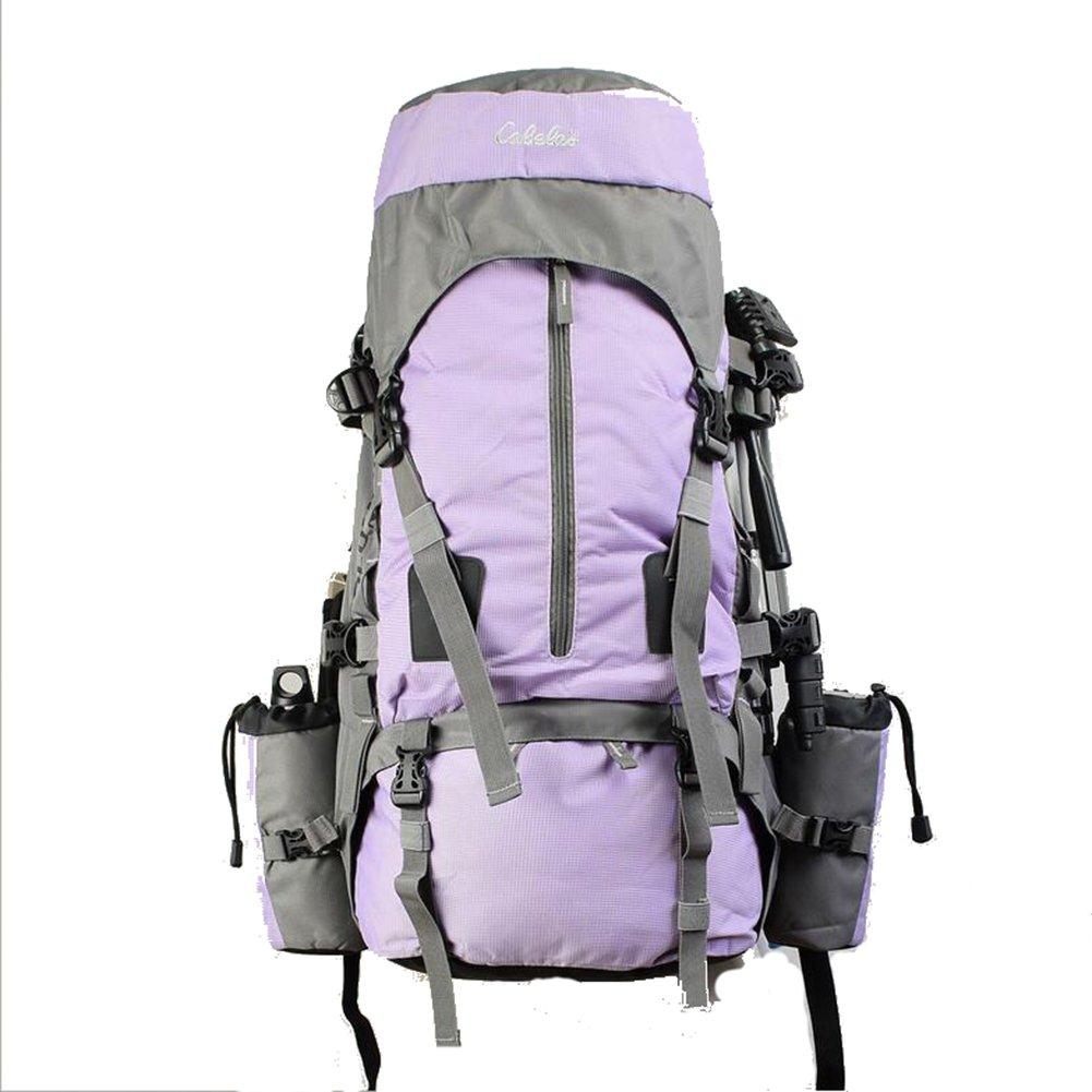 DYYTR Sac d'alpinisme De Sports en Plein Air, 36-55Large Capacité Randonnée Sac à Dos Imperméable à l'eau De Voyage en Plein Air Camackping Backp  -