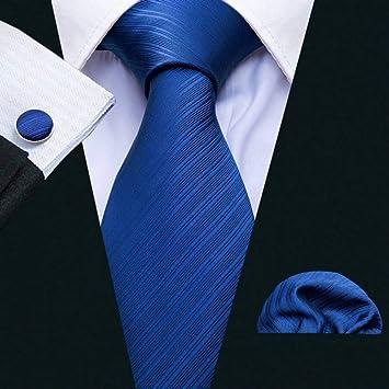 WOXHY Corbata de los Hombres Ls-5090 Nuevo Conjunto de pañuelos ...
