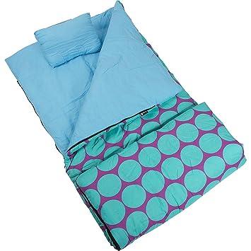 Amazon.com: Wildkin - Saco de dormir original, incluye ...
