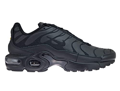 NIKE AO5432-001 Air Max Plus TN 1 Black/Black-Black (36.5 EU ...