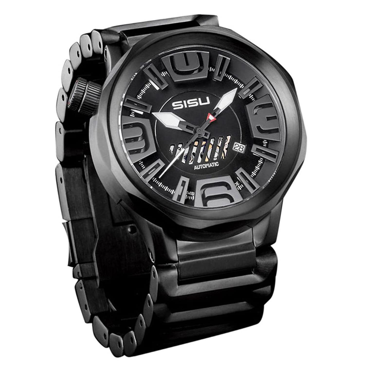 products watch studio avant pvd pure lane black collection south watches london