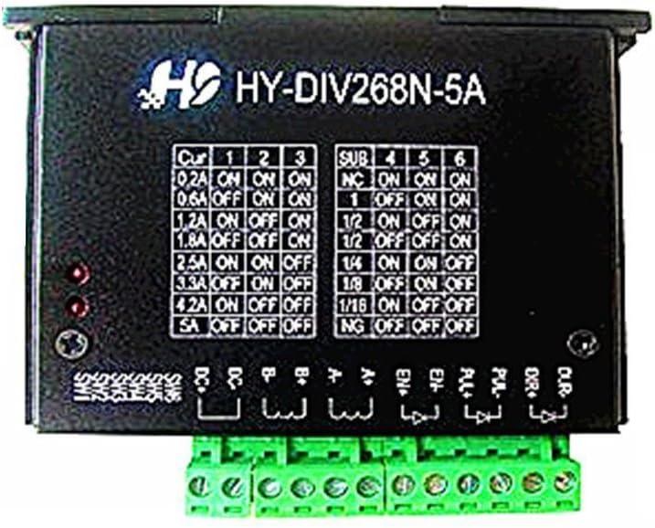 Globalflashdeal TB6600 controlador de motor paso a paso para ...