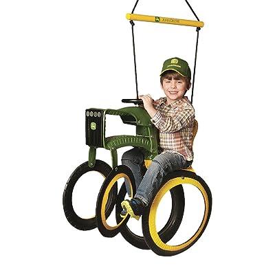 John Deere - Tractor Tire Swing: Toys & Games