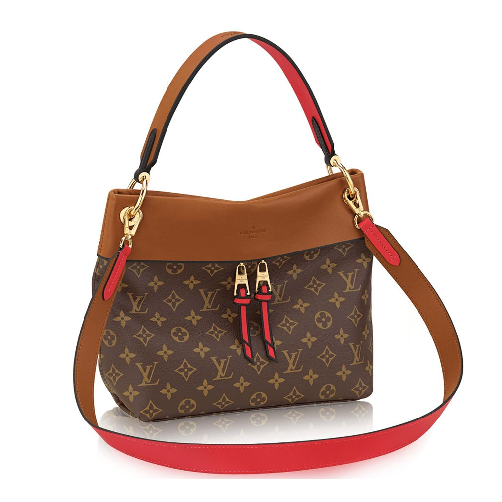 25cef4f8b628 Louis Vuitton Monogram Canvas Tuileries Besace Shoulder Cross Handbag  Caramel Article M43157  Handbags  Amazon.com