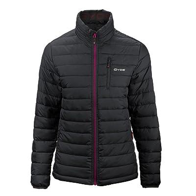 .com : Gerbing Gyde Calor Heated Puffer Jacket for Women - 7V Battery : Sports & Outdoors