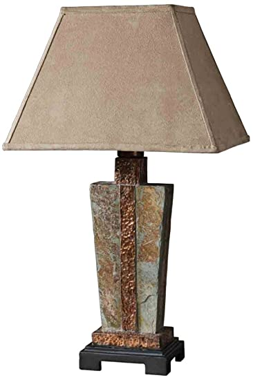 Uttermost 26322 1 Slate Accent Lamp