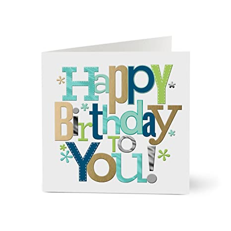 Image Unavailable Not Available For Color Hallmark Business Birthday Cards