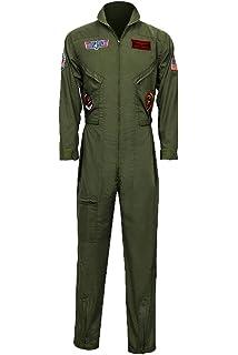 Amazon.com: Uniforme Militar traje de vuelo Air Force Estilo ...