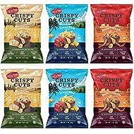 Field Trip, Crispy Cuts Sampler, Pork Rinds, Paleo, Keto Snacks, Low Carb, High Protein, 6 Pack Assortment Bundle