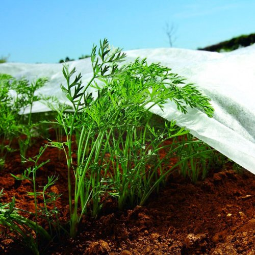3,2m x 10m Nonwoven Crop Cover Plant Frost Protection Fab...