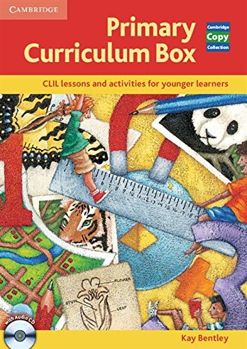 (Primary Curriculum Box with Audio CD (Cambridge Copy)