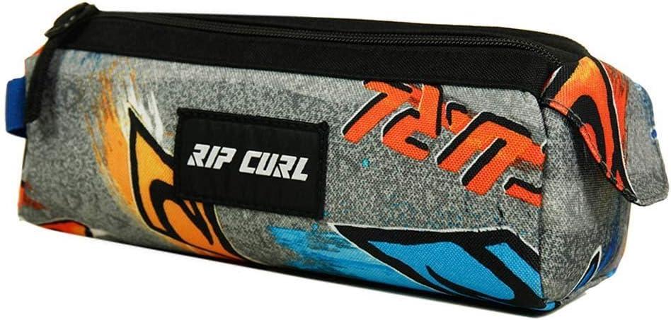 Rip Curl 4 Eqp Men butih1 Pencil Case 2 CP Brush SK/70892 Blue 70: Amazon.es: Oficina y papelería