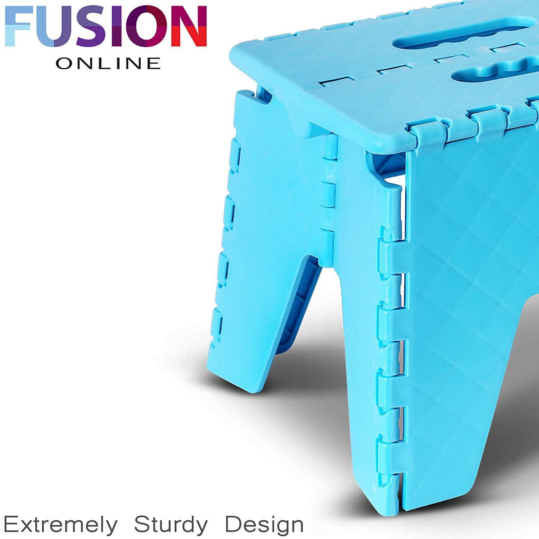 multiusos resistente y plegable para el hogar TM Peque/ño taburete Fusion