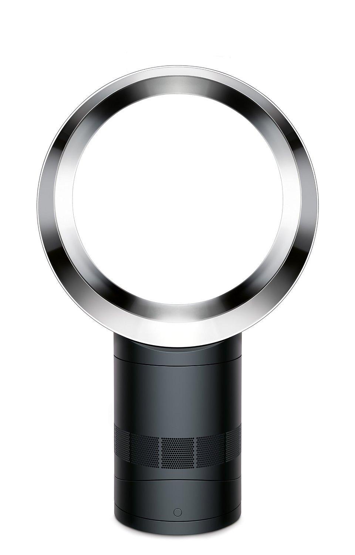 Dyson AM06 Table Fan, Black/Nickel, 10'' (Certified Refurbished)