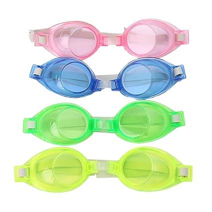 bc64d4674b6a Amazon.com   Wodwad Kid Swim Goggles