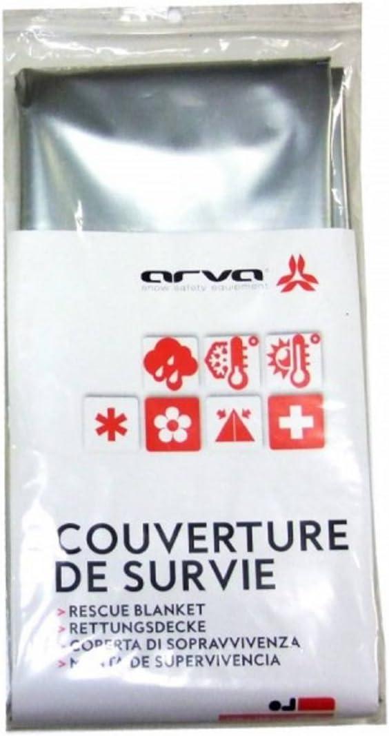 Arva Rescue Blanket 190 GR Manta de Rescate, Adultos Unisex, Universal: Amazon.es: Deportes y aire libre