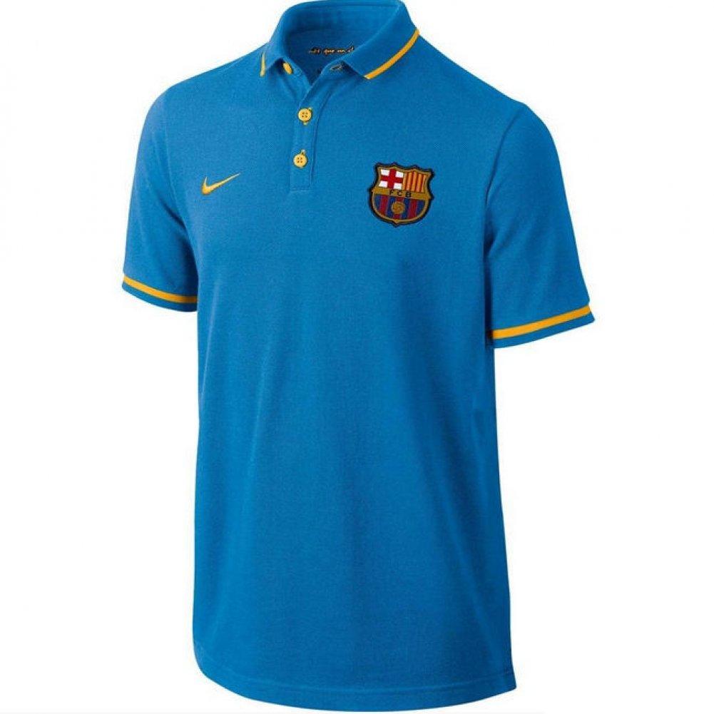 Nike - Polo de niños FC Barcelona 2015-2016: Amazon.es: Deportes y ...