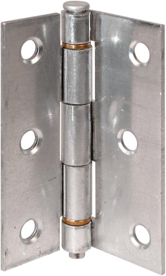 Prime Line Products K 5142 Screen Door Hinge Aluminum Pack Of 2 Screen Door Hardware Amazon Com