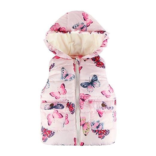b6d91481259f Amazon.com  Goodtrade81 Baby Girl Jacket