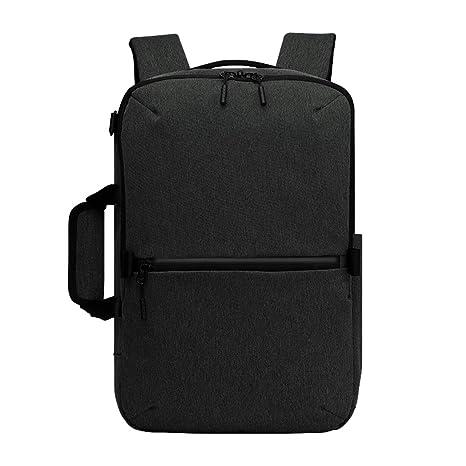 03b001434508 Amazon.com: KEYNEW 3 Way Business Waterproof Laptop Backpack Travel ...