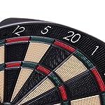 WIN.MAX Cible Flechette,Jeux de Flechette Électronique,21 Jeu Principals et 65 Jeux Variations Cibles Électroniques pour… 11
