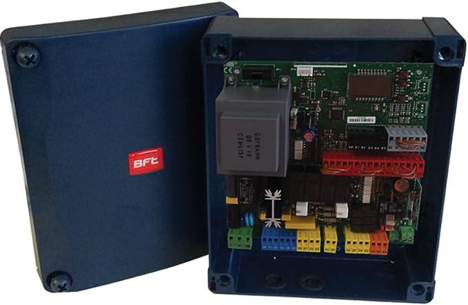 BFT Rigel 6 Central Centralina tarjeta de control para 230 V motores: Amazon.es: Bricolaje y herramientas
