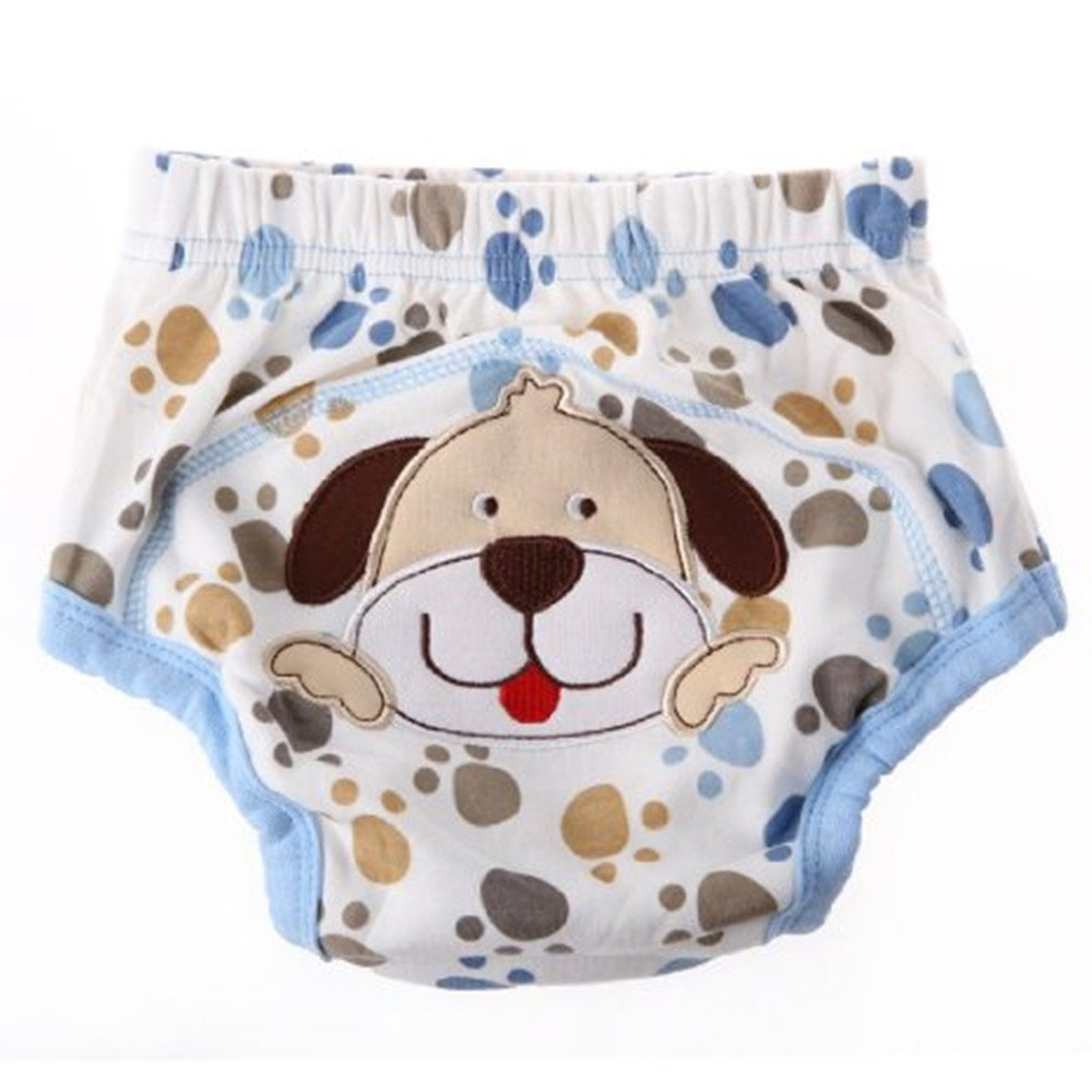TAIYCYXGAN 3pcs Baby Kids Potty Training Pants Washable Cloth Diaper Nappy Underwear