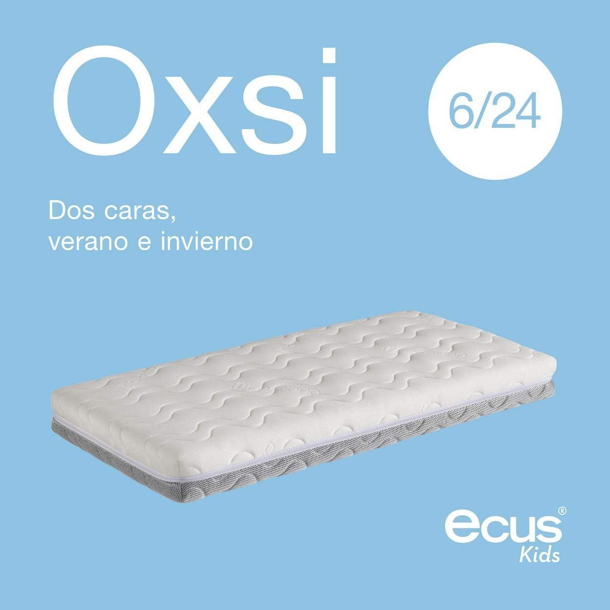 Ecus Kids | Colchón de cuna Ecus Oxsi | Colchón de cuna ...