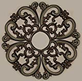 MD-7099 Decorative Ceiling Medallion (Fall Bronze)