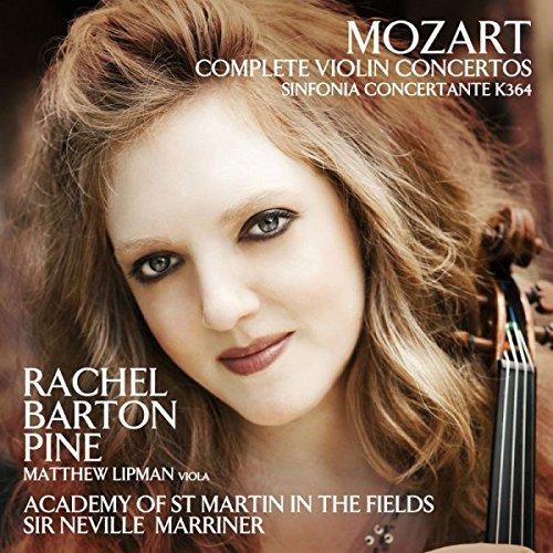 Complete Violin Concertos (Arthur Pine)