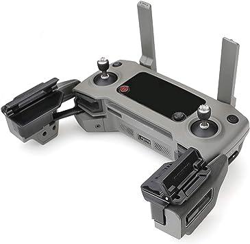 Opinión sobre Hensych Drone Control Remoto Soporte de Teléfono Inteligente Soporte Clip Clip Abrazadera para Mavic Mini/Mavic Air/Spark Dorne Accesorios