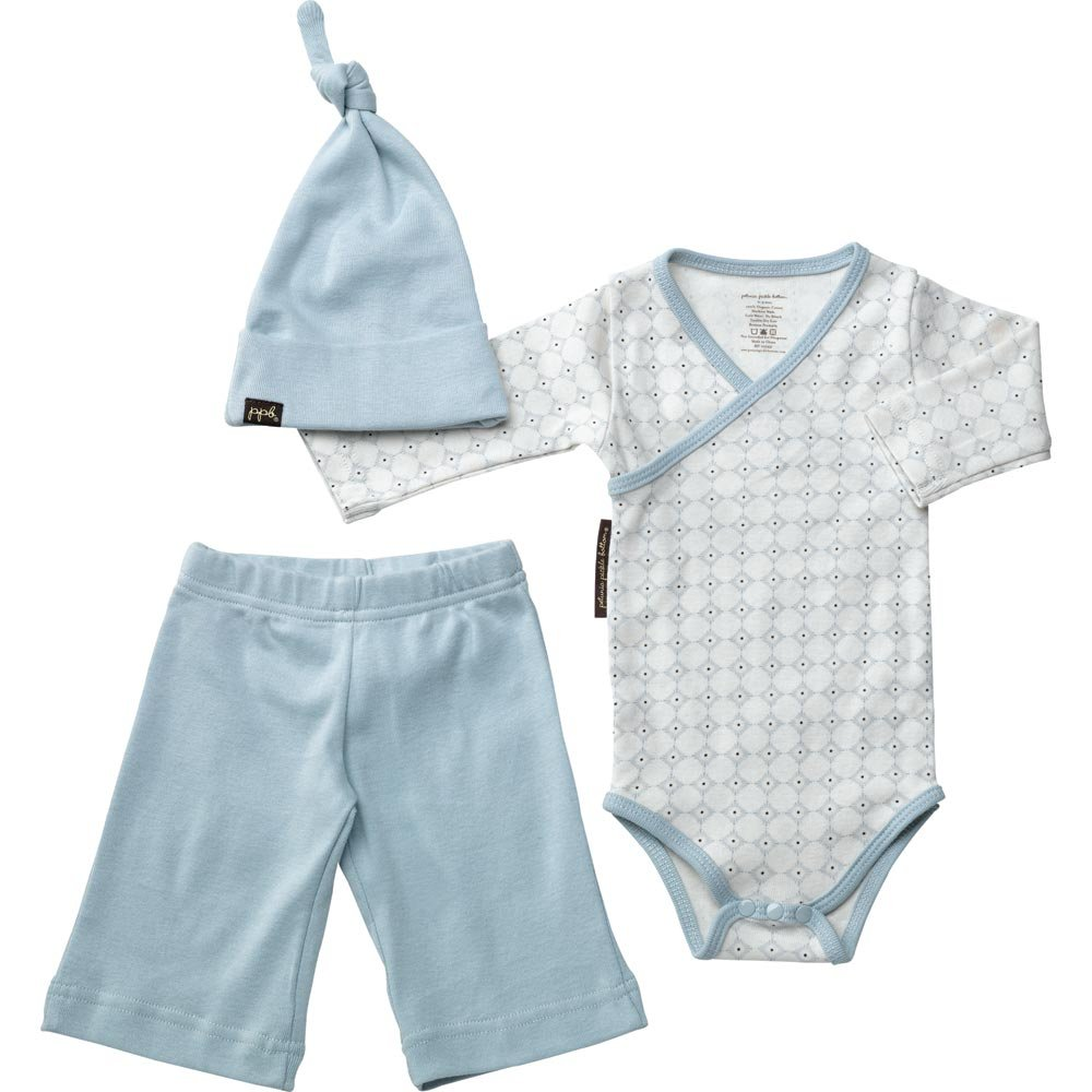Petunia Pickle Bottom GSLS-21-232 Baby Pyjama Geschenkset Simple Sunburst junge 3-6 monate